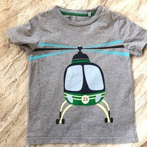 Mini Boden Helicopter T-shirt